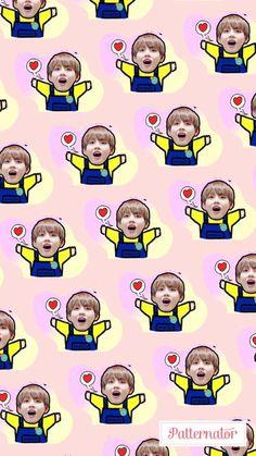 Owwww my God Owwww meu Deuso Bts Taehyung, Bts Bangtan Boy, Overlays Tumblr, Bts Backgrounds, Line Friends, Bts Chibi, Bts Lockscreen, Aesthetic Iphone Wallpaper, Bts Photo
