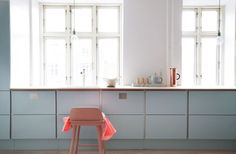 Cozinha pastel | Pastel kitchen
