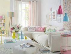 #pastel interior
