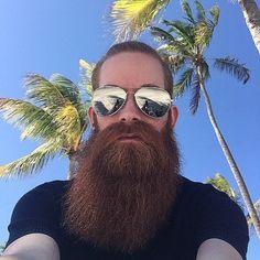 Estes Homens Fantásticos, suas barbas Maravilhosas (Dream Beards. ;-)}}})