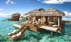 Stop What You're Doing And Bask In The Glory Of These Unreal Bungalows | The Huffington Post
