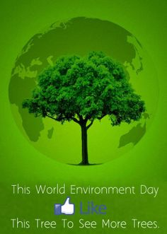The #Environment has been friendly to us..have we been the same to it? #WorldEnvironmentDay
