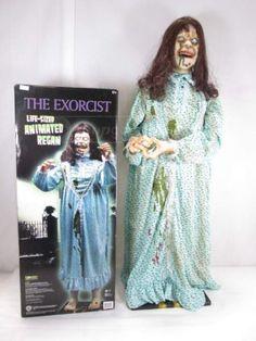 shopgoodwill.com: The Exorcist Life Sized Animated Reagan