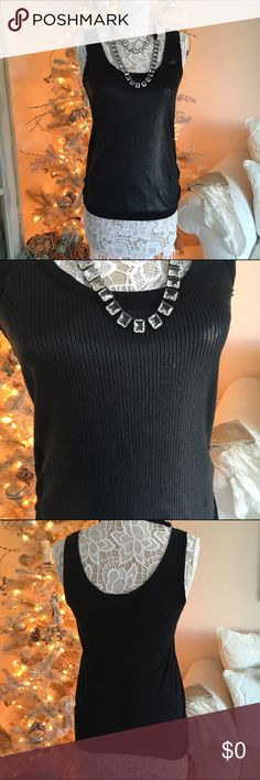 Sequined tank See listing Tops Tank Tops
