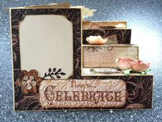 Back side of Deeply Loved – a Step Card | Creator's Image Studio Prima Marketing #Almanac collection