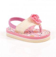 Infant Girl Sandals #totsy