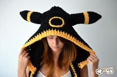 Umbreon Scoodie by mengymenagerie.deviantart.com on @deviantART