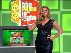 Amber Lancaster - The Price Is Right (4/22/2015) ♥
