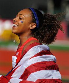 Kaylin Whitney Photos  - IAAF World Junior Championships - Day 5 - Zimbio