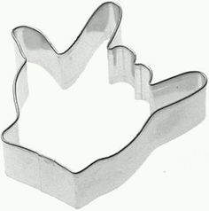 Cookie cutter. So cool