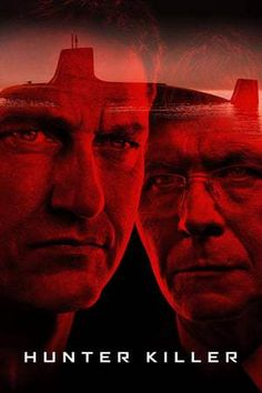 New Poster for Action-Thriller 'Hunter Killer' - Starring Gary Oldman Gerard Butler Michael Nyqvist and Linda Cardellini Gerard Butler, Movies 2019, Top Movies, Rent Movies, Amazon Movies, Movies Box, Movies Free, Movies To Watch Free, Netflix Movies