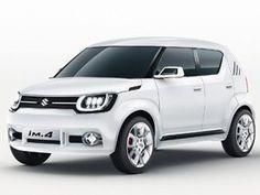 Suzuki iM-4 maybe called Ignis