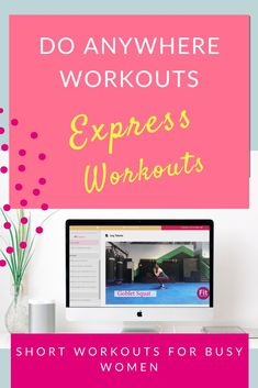 Quick minute workouts to fit in with your busy lifestyle. Postnatal Workout, Barre Workout, Short Workouts, At Home Workouts, Glute Challenge, Cool Down Exercises, Fitness Hacks, Funny Fitness, Health Memes
