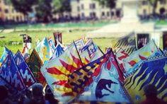Primavera: Il Palio di Ferrara #palio #ferrara #2014 #eventi