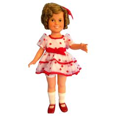 Ideal Toy Corporation 1972 Shirley Temple Doll Offered by The Old Stone Mansion on Ruby Lane