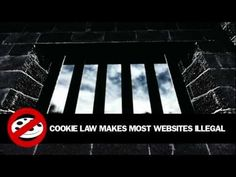 The stupid EU cookie law (and why it should die) - (More Info on: http://LIFEWAYSVILLAGE.COM/videos/the-stupid-eu-cookie-law-and-why-it-should-die/)