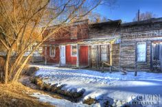 Montana Ghost Town: Virginia City