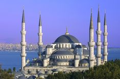 The Blue Mosque in Istanbul. Visited on our honeymoon, 15 years ago. Even more amazing in person.