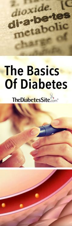 """If you or a loved one has just received a diagnosis, this video is a great place to begin learning about what it all means. Terms like """"insulin"""" and """"blood-glucose"""" levels can be confusing if you don't know their role in the body. Learn about the process of turning sugar into energy — which is often disrupted in people with diabetes — check out the video!"""