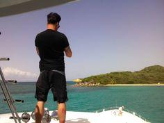 Twitter / Ricky_Martin: Playa Yayi, Vieques Puerto Rico