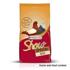 Versele Laga Show Highflyers Tumblers Special Mix Pigeon Food 20kg Versele Laga Show Highflyers Tumblers Special Mix is a high-quality mixture with which has been specially developed for highflyers and tumblers.