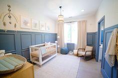 Baby Nursery Themes, Nursery Decor Boy, Baby Boy Rooms, Baby Boy Nurseries, Themed Nursery, Blue Nursery Ideas, Baby Room, Light Blue Nursery, Navy Blue Nursery