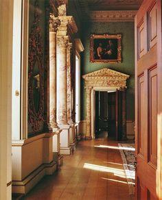 Robert Adam (1728 - 1792) - Kedleston Hall, Derbyshire [National Trust]  http://www.nationaltrust.org.uk/kedleston-hall/