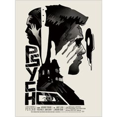 Licensed, limited edition screen-printed poster for Mondo . This is the third Hitchcock poster we've done for Mondo, after Psycho and The Birds Horror Movie Posters, Cinema Posters, Horror Movies, Event Posters, Kids Poster, Movie Poster Art, Omg Posters, Awesome Posters, Alternative Movie Posters