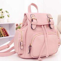 99a36d758 86 mejores imágenes de mochilas rosadas | Backpack purse, Beige tote ...