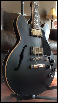 Gibson ES 339 Ebony