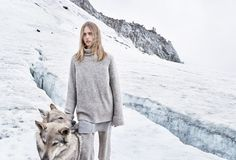 Shop Mango's Stunning Winter 2015 Lookbook via @WhoWhatWearUK