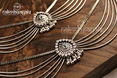 Payal Designs Silver, Silver Anklets Designs, Silver Payal, Anklet Designs, Indian Jewelry Sets, Silver Jewellery Indian, Indian Wedding Jewelry, Silver Jewelry, Fancy Jewellery