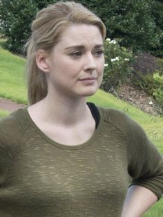 Jessie Anderson (Alexandra Breckenridge) | The Walking Dead (AMC)