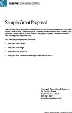 sample proposal letter for consultancy services