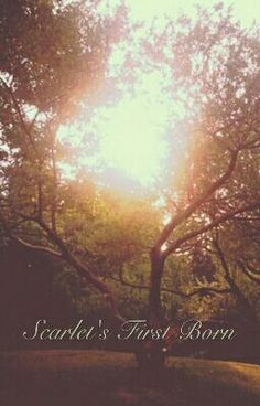"You should read ""Scarlet's First Born "" on #Wattpad. #fanfiction"