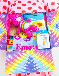 DIY Colors of Caring Care Package & Giveaway!