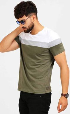 Fit Type: Regular Fit Cotton premium fabric, Plain black and white Half Sleeves, Round neck Regular fit, Casual T-Shirt Mens Casual T Shirts, Cotton Shirts For Men, Men Casual, T Shirts For Men, Mens Polo T Shirts, Mens Tees, Outfit Hombre Casual, Camisa Polo, T Shirt Diy
