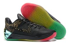 super popular 2062e b9ea0 Acheter Newest Kobe AD Rise and Shine Iridescent Gold Black Rainbow - Click  Image to Close