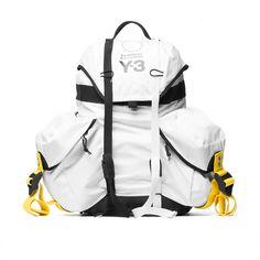 a1e75a2a8e24 Utility backpack from the F W2018-19 Y-3 by Yohji Yamamoto collection