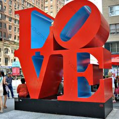 High Polished Philadelphia Love Statue Replica Stainless Steel Blue Love Sculpture for Sale Outdoor Modern Metal Sculpture Fine Sculpture Sculpture Stand, Steel Sculpture, Bronze Sculpture, Sculpture Art, Sculptures For Sale, Wall Sculptures, Pop Art Images, Love Statue, Outdoor Sculpture
