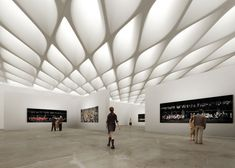 diller scofidio + renfro: the broad art foundation in LA under construction - designboom | architecture & design magazine