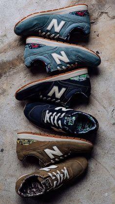 New Balance 574 Camo Pack