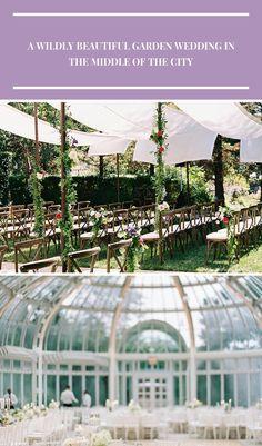 Schirm Baldachin Garten Trauung garden wedding