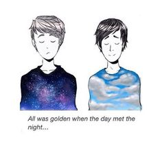 This has to be my favorite dan and Phil fanart