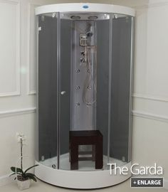 The Garda Steam Cabinet From Di Vapor