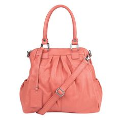 The Abby Tote is my favorite bag for summer and this color is right on trend! $129.99