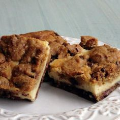 Chocolate Chip Cream Cheese Brownies Recipe | Just A Pinch Recipes