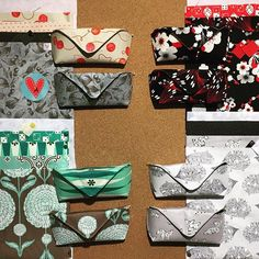 once again our November #mysteryproject2017 kits go like hot cakes. this month its a glasses case #cottonandcolor #patchwork #patchworkquilt #quilt #patchworklovers #handicraft #handmade #creative #artesanato #quiltersofinstagram #madewithlo