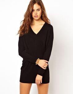 simple sweater dress