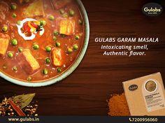 Gulabs Authentic #GaramMasala  #Gulabs #food #flavor #masala #spices